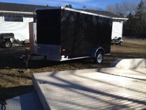 2008 American Hauler Enclosed Trailer