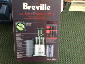Extracteur à jus Breville