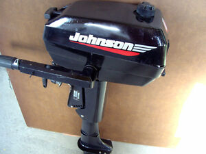 MOTEUR JOHNSON 4HP