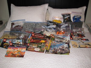 LEGO CONSTRUCTION SETS