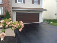Direct Sales lawn care and driveway sealing