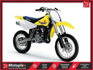 2019 Suzuki RM85