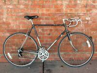 VINTAGE RETRO DAWES SHADOW ROAD RACING TOURING BIKE BICYCLE IDEAL COMMUTER STUDENT