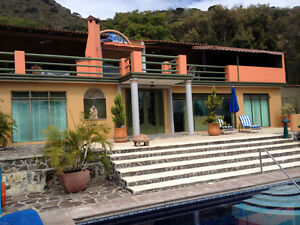 0% FINANCING ON THIS BEAUTIFUL HOME IN LAKE CHAPALA MX.