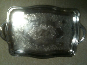 Vintage Serving Tray and Utensils Peterborough Peterborough Area image 1