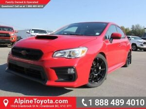 2018 Subaru WRX 4DR SDN MAN  Over $4000 In Add-Ons!