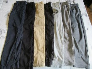 Lot of 7 pairs of Boys Pants for $20.00