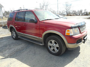 2003 Ford Explorer tax included SUV, Crossover