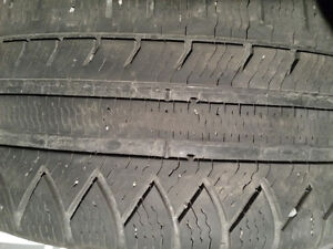 Michelin Pilot Alpin 217/50R17 West Island Greater Montréal image 5
