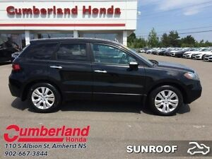 2010 Acura RDX Technology  - Navigation -  Sunroof -  Leather Se