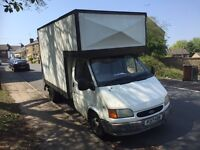*** Luton van, with tail lift and MOT, Ford Transit Cheap Van ***