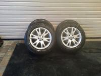 4 pneu d été et mags de volvo SX90 235/60/18 chapiro VPI GT radi