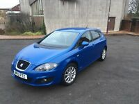 Seat Leon 1.6 tdi AUTOMATIC**2012 reg**Economical cheap on Diesel