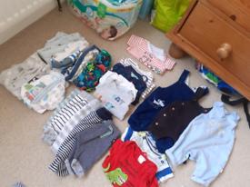 Baby boy bundle newborn up to 1 month