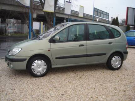 2003 Renault Scenic Expression Auto - take it away today! Scarborough Stirling Area Preview