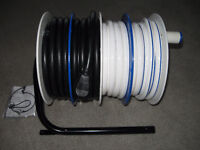 RV ALL IN ONE CORD/HOSE STORAGE REEL