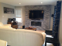 Brand new duplex for rent- available March 1rst