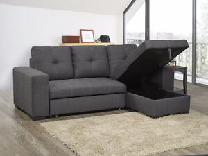Aspen Sectional Sofa Bed ONLY $1199 TAX & FREE LOCAL DELIVERY