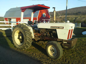 1967 David Brown Tractor.