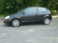 2008 Volkswagen Polo 1.2 Match 3dr Hatchback Petrol Manual
