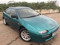 Mazda 323 mot 14/10/16 run and drive perfect 90k Mailige