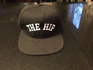 Great looking Tragically Hip Flat Brim Hat
