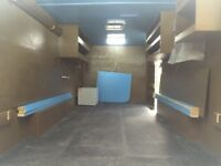 18x 8 insulated cargo trailer