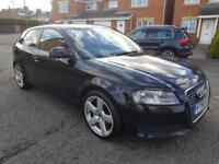 Audi A3 1.9TDIe 2009MY full service history