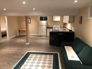Brand New Basement Apartment for Rent!