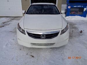 2012 Honda Accord exl navi/cuir Coupé (2 portes)