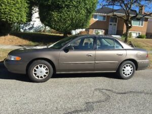 2003 Buick Century - Selling to pay my tuition!