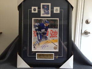 Framed Signed Jake Gardiner Picture Still in Packaging