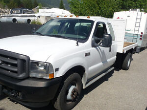 2002 Ford F-350 Super Duty Flat deck Other