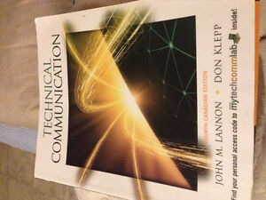 Technical communication 4th Canadian edition