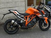 KTM 1290 SuperDuke R 2016 Model Just 2750 Miles