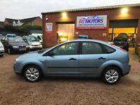 2006 Ford Focus Sport 1.8 TDCi 5dr Diesel Hatch, **ANY PX WELCOME**