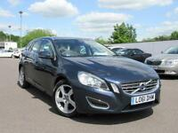 2012 VOLVO V60 DRIVe [115] SE Lux Parksensors Leather GBP30 Tax