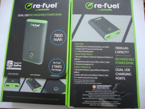 NEW POWER BANK IN THE BOX 7800MAH