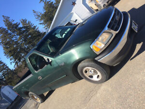 For Sale for Parts- 2002 Ford F150