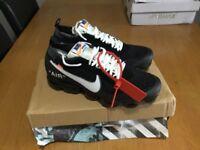 Nike Air Vapormax X Off White U.K 7. Adidas. NMD.