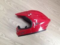 Downhill mountain bike helmet - Large