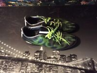 Adidas F10 Astro Turf football trainers UK SIZE 9.*tight fit however*