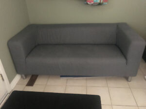 Ikea loveseat and extra covers