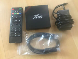 X96-W Android TV Box