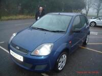 Ford Fiesta 1.25 2008 Style 92000 miles