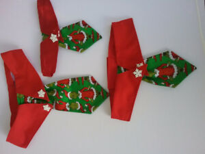 Grinch Neckties for Dogs