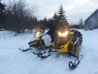 "2012 Skidoo MXZ 800 XRS etec 121"", 9000$ if sold by wednesday"