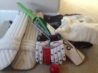 Cricket set. Junior.