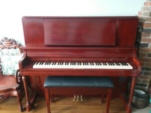 Canadian Made Heinzman Grand Piano