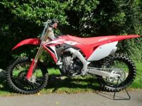 2020 Honda CRF450R BRAND NEW!! - Electric start, 4-Stroke